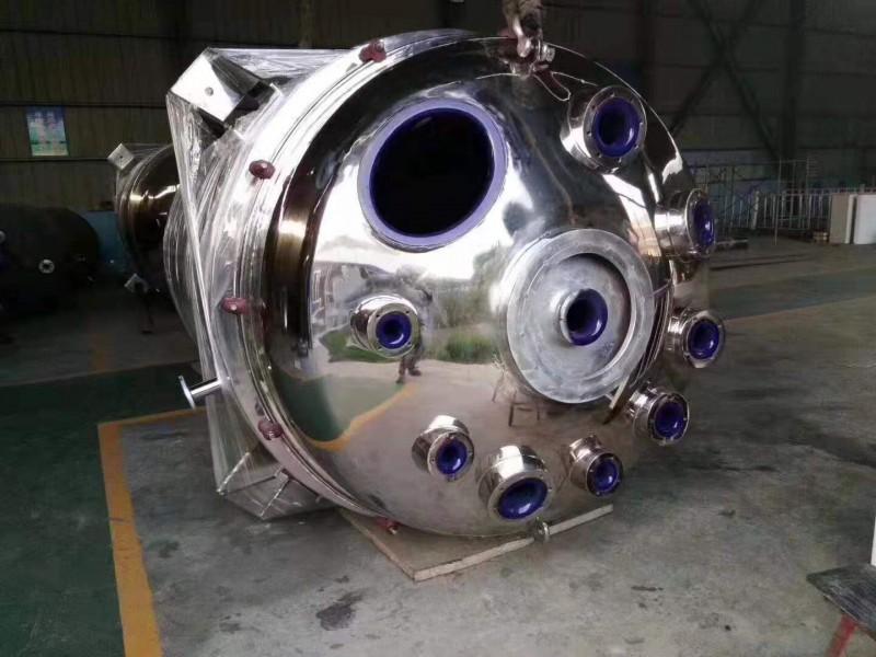 山西不锈钢反应釜